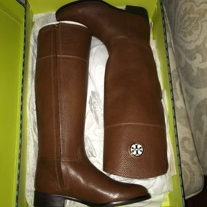 Tory Burch Junction Riding Boot - NEW never worn